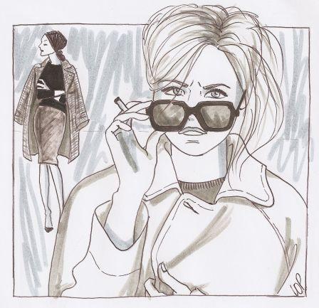 Les Merites Du Pardessus Suite Accro De La Mode