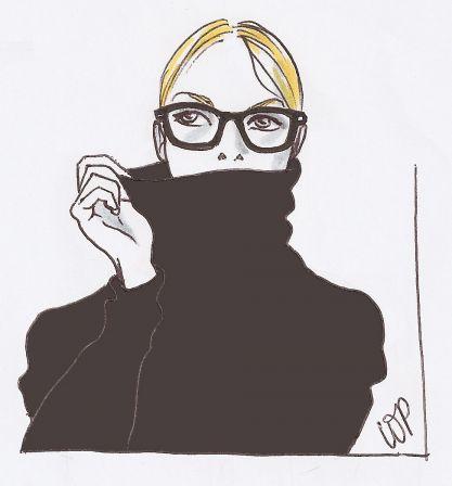 Les Femmes A Lunettes Ii Accro De La Mode